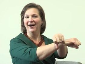 Victoria Nuland, subsecretarul de Stat american pentru Afaceri Euroasiatice.