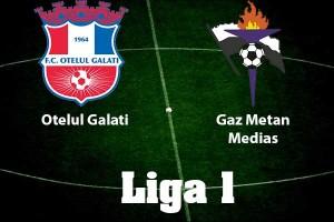 Liga I, etapa 12: Oțelul – Gaz Metan (live video)