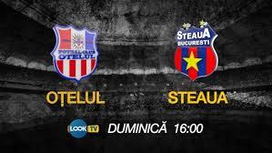 Liga 1, etapa a 10-a: Oţelul Galați –SteauaBucurești