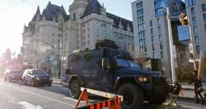 Atacul din Ottawa. Poliția canadiană despre motivația ucigașului (foto:irishtimes.com)