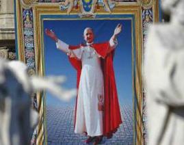 Papa Paul al VI-lea, beatificat de Papa Francisc . (Foto: agerpres)