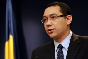 Ponta este premier, vicepremier și ministru al Culturii.