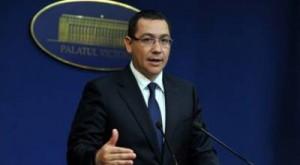Ponta despre continuarea programului de listare pe bursǎ a firmelor de stat (foto:wall-street.ro)