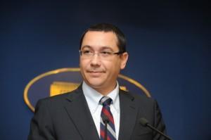 Victor Ponta, huiduit la Madrid (VIDEO)