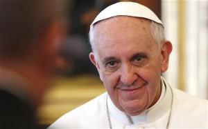 Papa Francisc despre viața de zi cu zi a unui suveran pontif (foto: telegraph.co.uk)