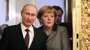 Criza din Ucraina. Ce i-a cerut Merkel lui Putin (foto: zeit.de)