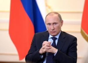 Vladimir Putin i-ar fi propus ȋn 2008 premierului polonez Donald Tusk, ca Rusia și Ucraina sǎ ȋmpartǎ Ucraina ȋntre ele.(foto:state.com)