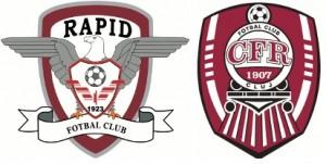 Rapid vs CFR Cluj