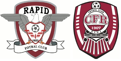 Rapid a retrogradat din Liga I (video)