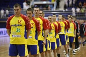 Preliminarii CE Handbal masculin: România a învins Kosovo, scor 36-24  (foto:reporterntv.ro)