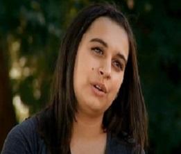 X factor, 10 octombrie: Sorina Rostaș, fata de 14 ani care l-a fǎcut pe Horia sǎ plȃngǎ (foto:xfactor.a1.ro)