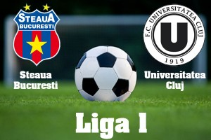 Liga I, etapa 11: Steaua - U Cluj (video live)
