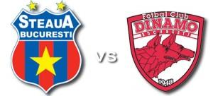 Liga 1, etapa a 13-a: Steaua vs Dinamo