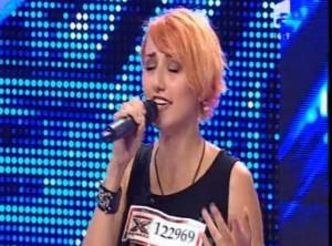 X Factor, 10 octombrie: Se va lǎsa Iuliana Stoica de fumat pentru muzicǎ? (foto:spynews.ro)