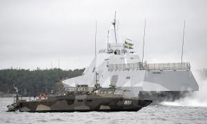 De ce renunță Suedia la cooperarea militară cu Rusia (foto:theguardian.com)