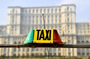 Taximetria neautorizată, sancţionată cu amenzi .