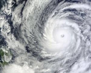 Okinawa - Bilanțul taifunului Vongfong: Cel puțin 12 rǎniți (foto:weather.com)
