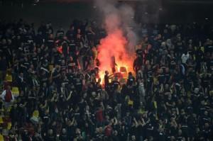 Meciul România-Ungaria. UEFA a deschis procedura disciplinară.