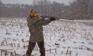 Militar împuşcat în inimă la o partidă de vânătoare