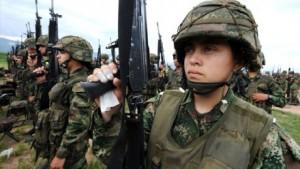 Serviciu militar obligatoriu pentru femei.