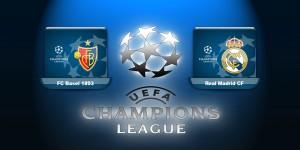 Champions League. Basel - Real Madrid