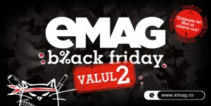 Black Friday 2014  la eMag.ro