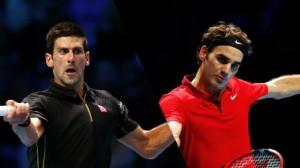 Tenis, Turneul Campionilor, finala: Djokovic-Federer