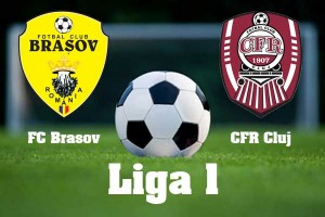 Liga I, etapa 13. CFR Cluj - FC Brașov, scor 2-1 (video)