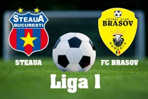 Liga 1, etapa 15. Steaua - FC Brasov