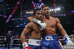 Manny Pacquiao vs. Chris Algieri