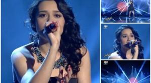 VOCEA ROMÂNIEI. Maria Șimandi, în semifinale