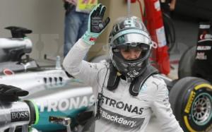 F1: Nico Rosberg s-a impus în Marele Premiu al Braziliei