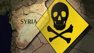 ONU pregătește distrugerea ultimelor instalații siriene de producere a armelor chimice (foto:cbsnews.com)