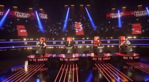 Vocea Romaniei. Cine merge mai departe in etapa show-urilor live