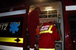 Accident grav pe DN1: Un autocar cu 46 de pasageri răsturnat (foto:agenda.ro)