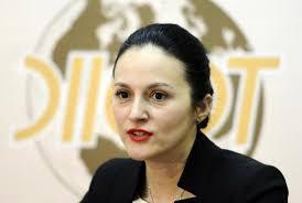 Şefa DIICOT, Alina Bica, reţinuţă de DNA