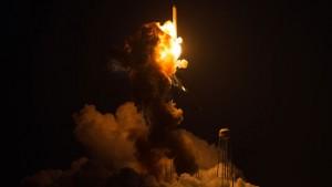 Raport preliminar privind explozia rachetei Antares (Foto: mnn.com)