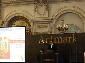 Artmark scoate la licitație bogațiile lui Ceaușescu.