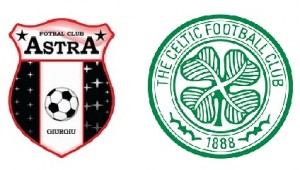 UEFA Europa League, grupa D: Astra Giurgiu vs Celtic Glasgow