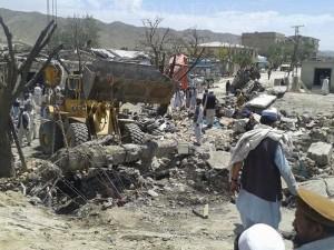 ATENTAT în Afganistan. Cel puţin 50 de morţi