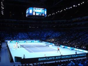 Vineri, 14 noiembrie, au fost stabilite semifinalele competiției ATP Turneul Campionilor de la Londra, Stanislas Wawrinka fiind ultimul care a obținut calificarea. (foto:ihaveatennisaddiction.com)