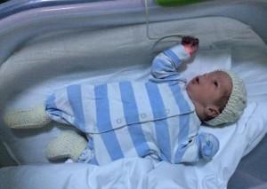 Băsescu, bunic a doua oară. Ioana a născut un băiețel (foto:facebook.com)