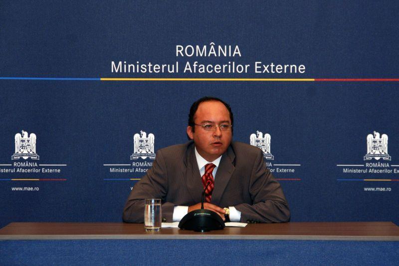 Bogdan Aurescu, noul ministru de Externe
