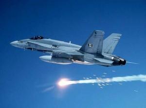 Canada a realizat primele atacuri aeriene asupra grupării SI (foto:learning-to-fly.com)