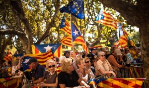 Catalonia, vot simbolic: Peste 80% dintre participanți vor independența (foto:webcafe.bg)