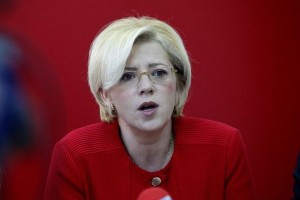 Corina Crețu despre scandalul LuxLeaks și Juncker (foto:tion.ro)