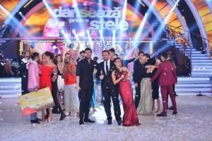 Alina Puşcaş şi Bogdan Boantă au câştigat marele premiu la DANSEZ PRINTRE STELE