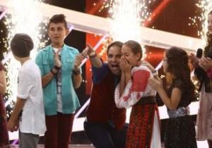 Next Star. Denisa Ungureanu a câştigat a noua ediţie