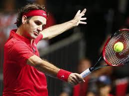 Cupa Davis, finală: Federer pregătit să joace cu Franța (foto:tv.eurosport.co.uk)