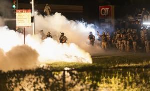 Confruntări violente în Ferguson. Reacția lui Obama la proteste și decizia juriului (foto:theconservativetreehouse.com)